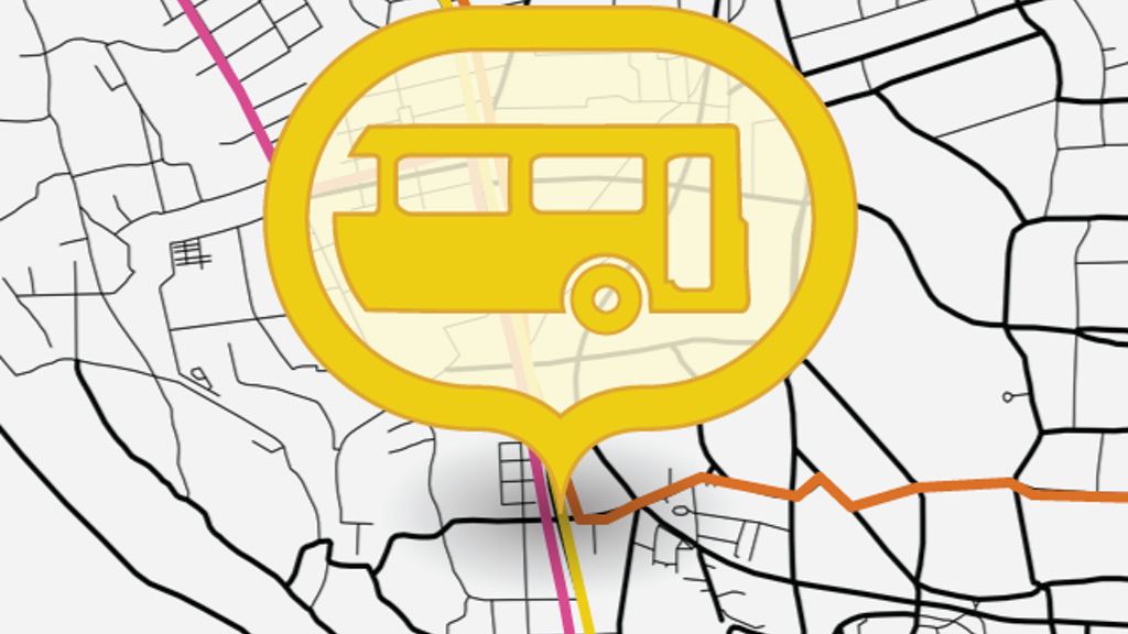 First Bus Map of Dhaka project video thumbnail