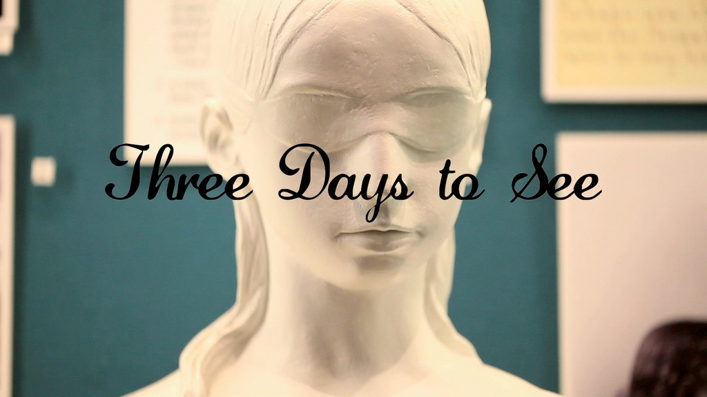 Three Days to See project video thumbnail