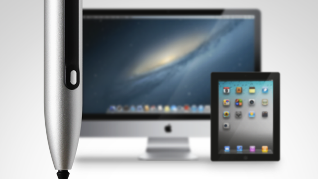 The next generation stylus - iPen 2 project video thumbnail