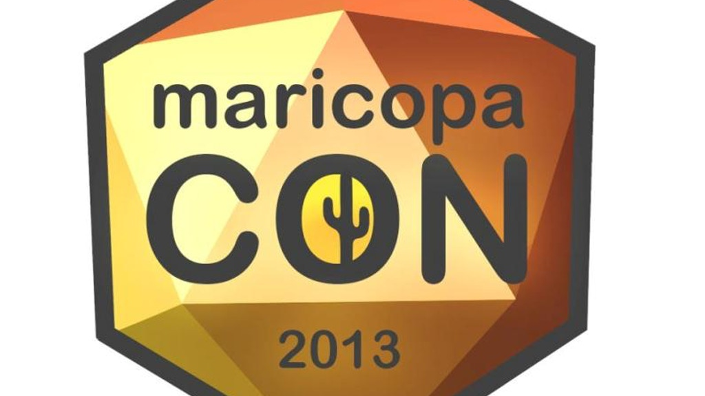 MaricopaCon 2013 project video thumbnail