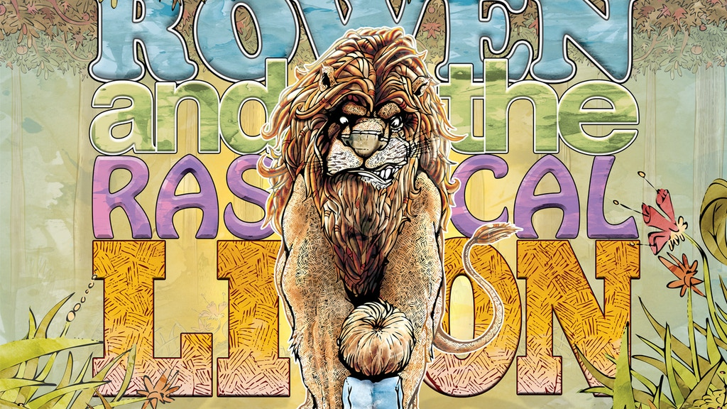 Read-to-Me Comics: Rowen and the Rascal Lion project video thumbnail