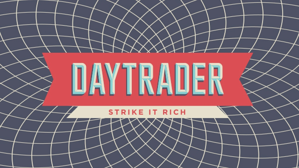 DAYTRADER - A Financial Board Game project video thumbnail