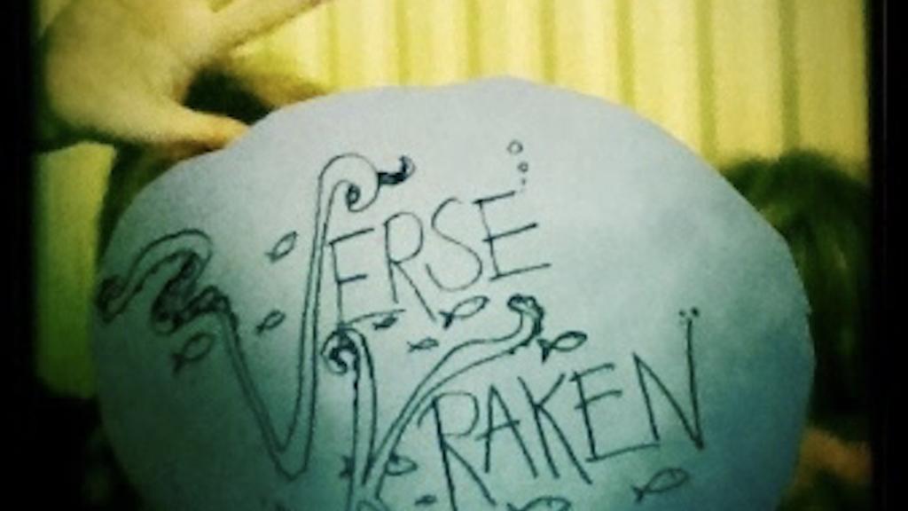Verse Kraken: the magazine of hybrid art project video thumbnail