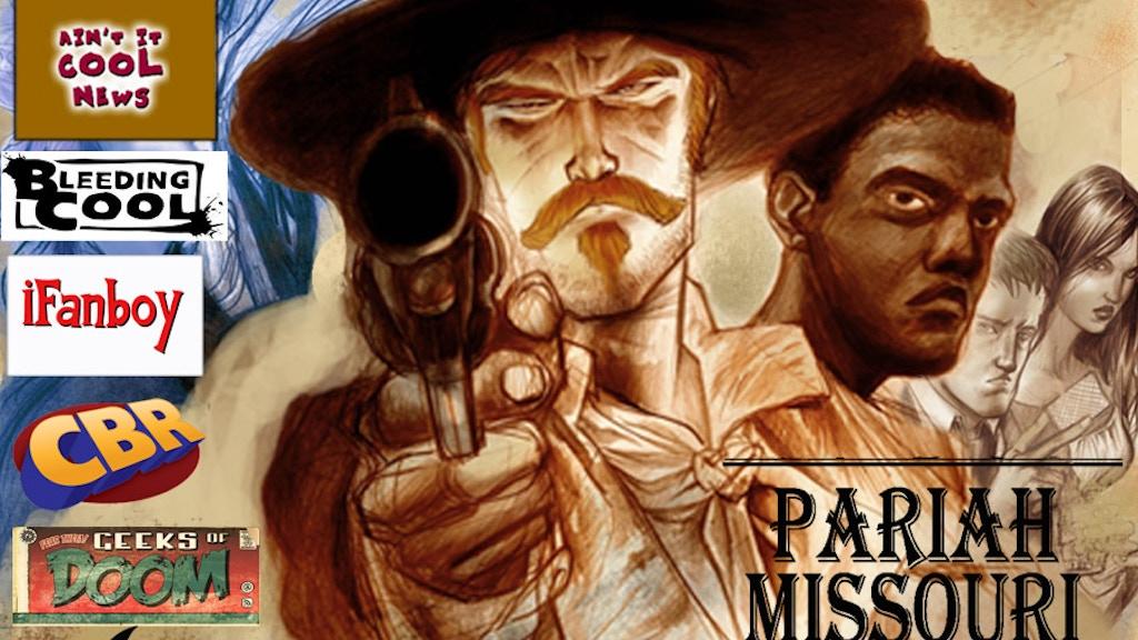 Pariah, Missouri : The Graphic Novel project video thumbnail