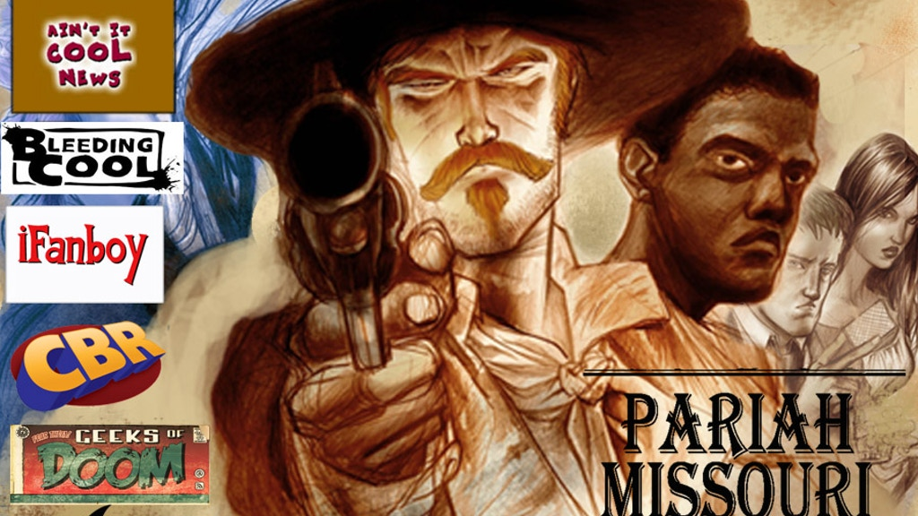 Pariah, Missouri : The Graphic Novel project video thumbnail