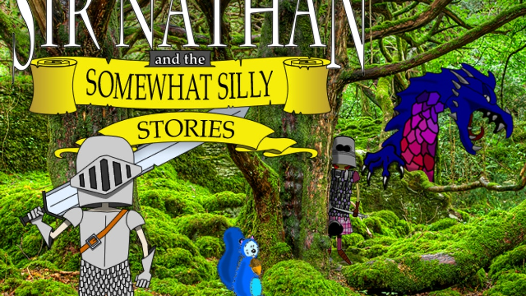 Somewhat Silly Story Fantasy Adventure Children's Books project video thumbnail