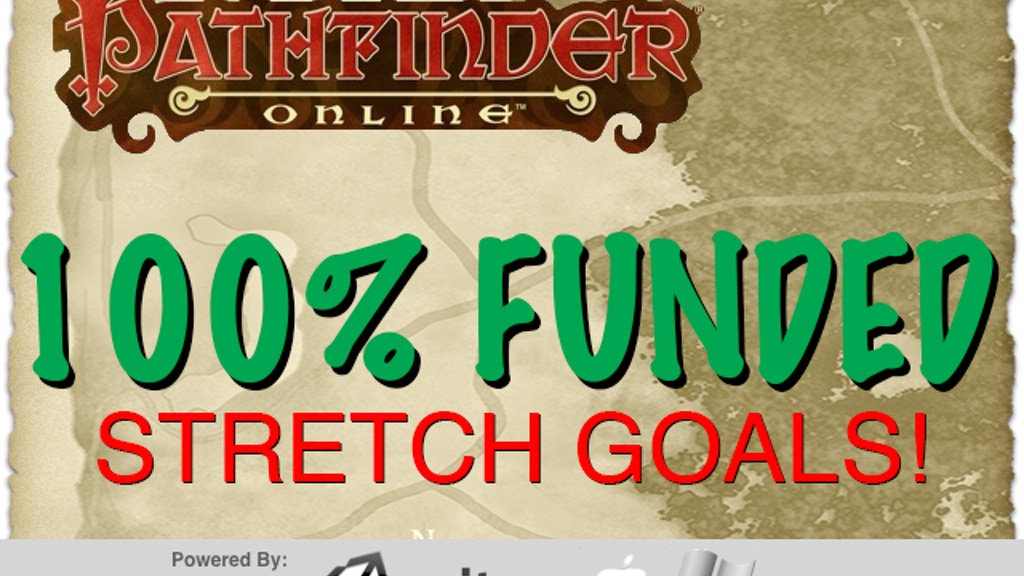 Pathfinder Online: A Fantasy Sandbox MMO project video thumbnail