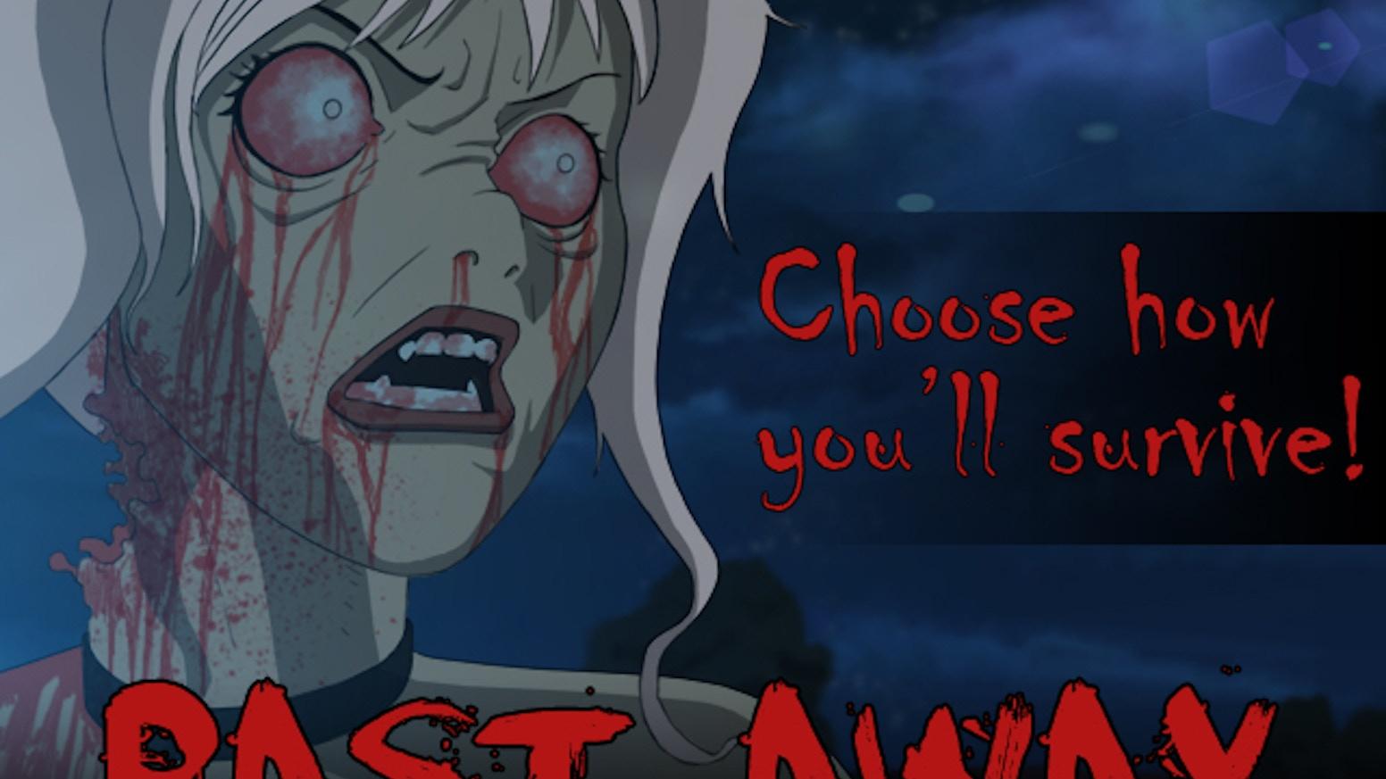 A Sci-fi Survival Horror motion comic, that lets you choose how you'll survive.