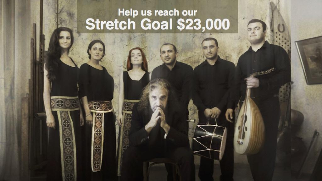 The Naghash Ensemble of Armenia \