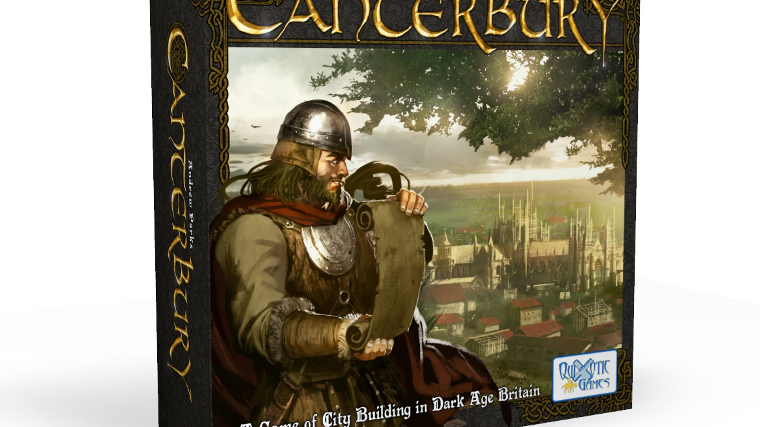 Canterbury is a game of city-building in Dark Age Britain. Become a Saxon Lord and build one of the greatest cities of all!