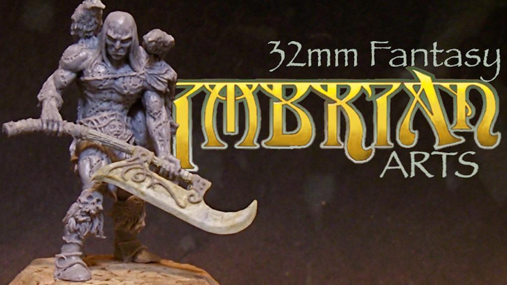 Imbrian Arts Miniatures project video thumbnail