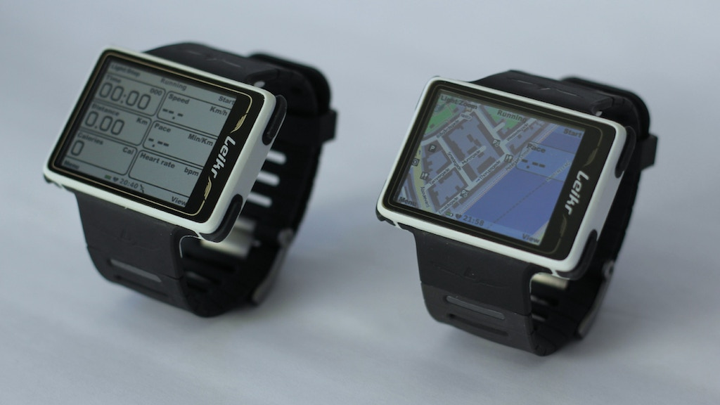 Leikr: The new Danish designed GPS sports watch project video thumbnail