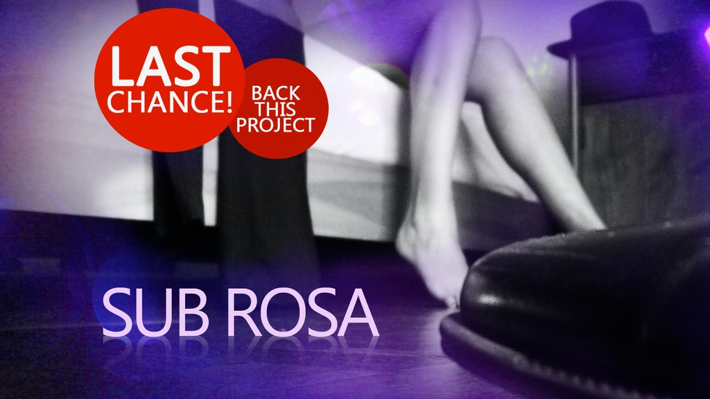 Sub Rosa project video thumbnail