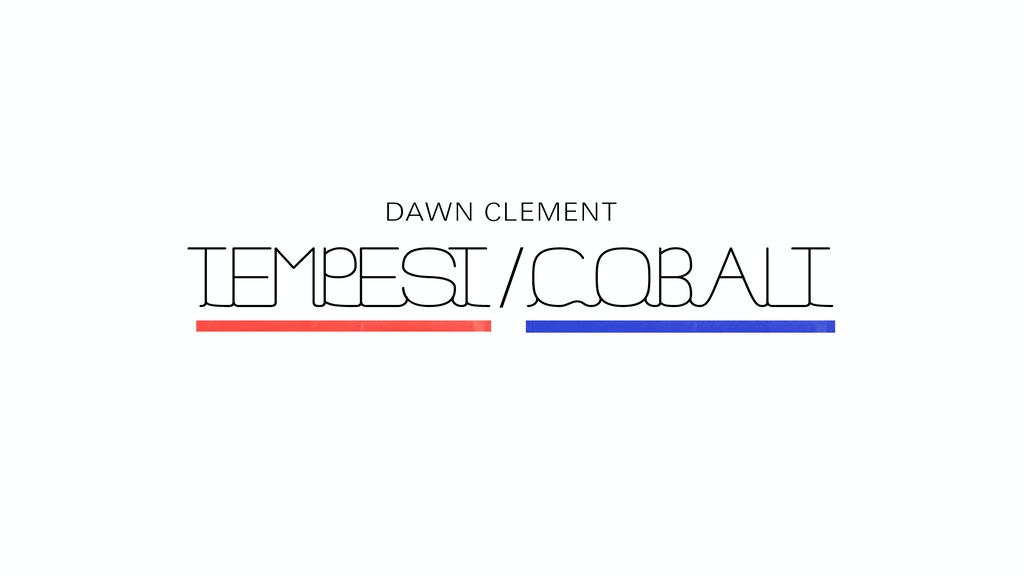 """TEMPEST/COBALT"" project video thumbnail"