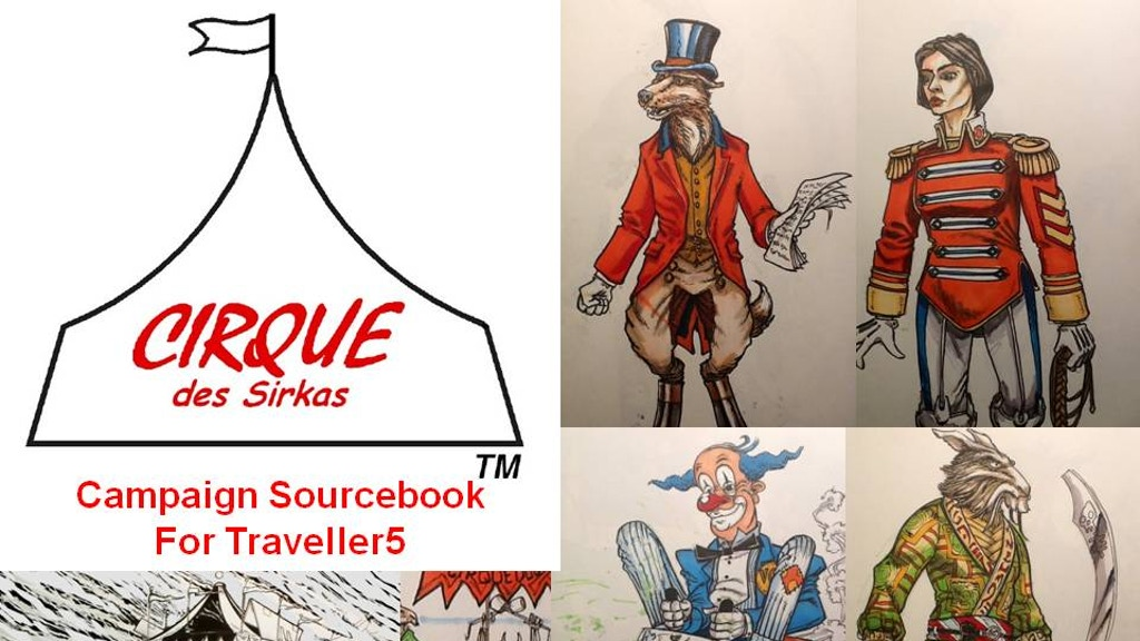 Cirque: Touring the Spinward Marches in Traveller5 project video thumbnail