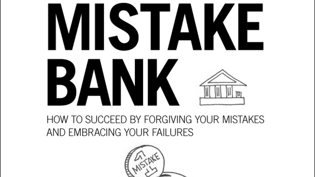 Let's Publish the Mistake Bank Book project video thumbnail