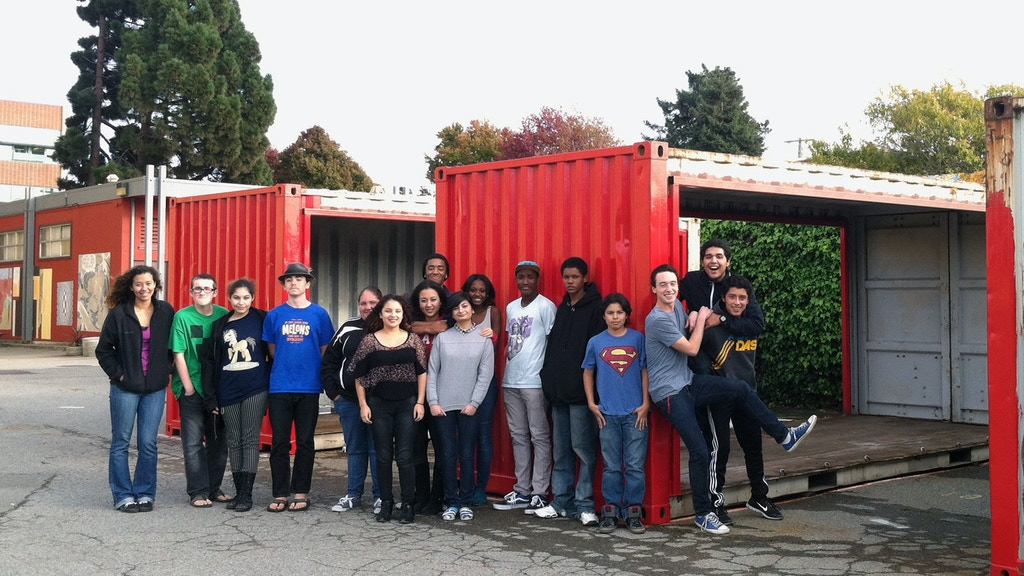 Building our own classroom: Studio H at REALM Charter School project video thumbnail