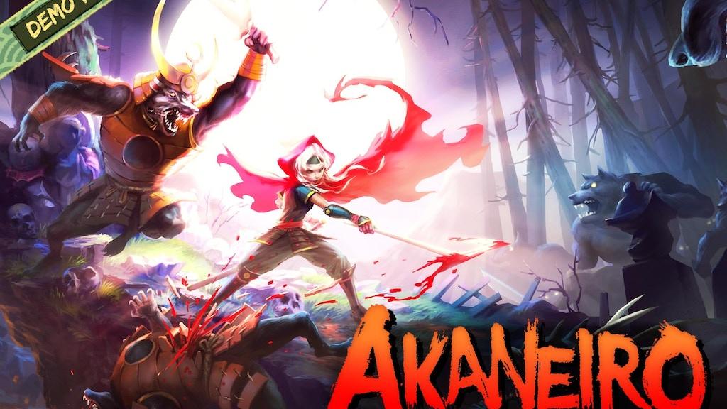 Akaneiro: Demon Hunters project video thumbnail
