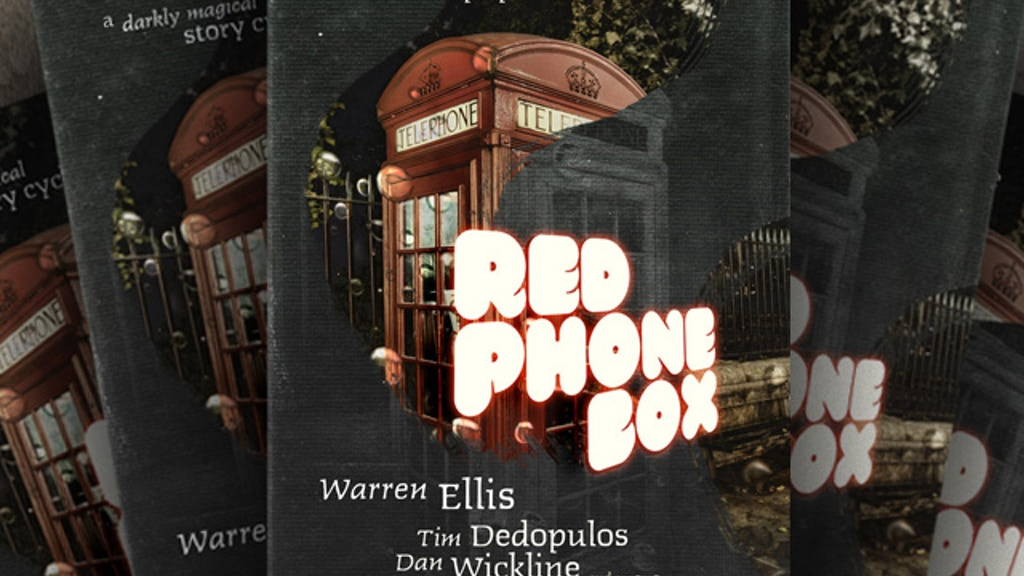 RED PHONE BOX project video thumbnail