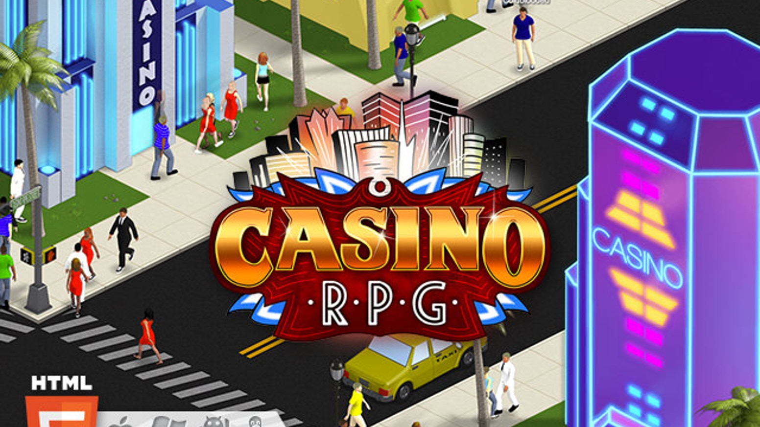 CasinoRPG by GoldFire Studios — Kickstarter