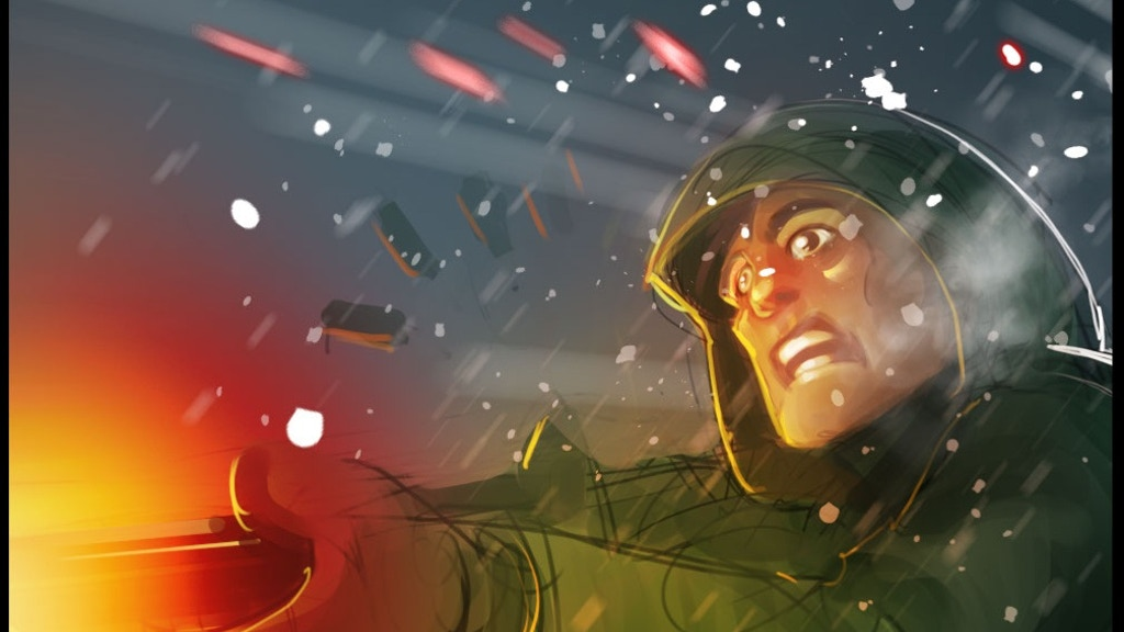 CHOSIN: An Animated War Film project video thumbnail