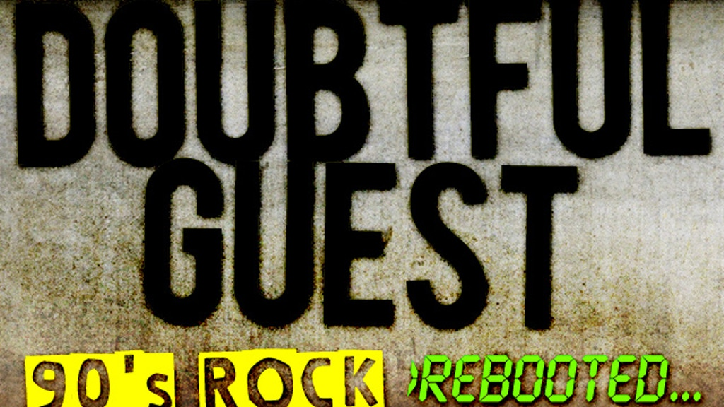 Doubtful Guest project video thumbnail