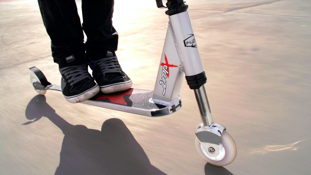 Join the scooter revolution! JumpX = big air & a smooth ride project video thumbnail