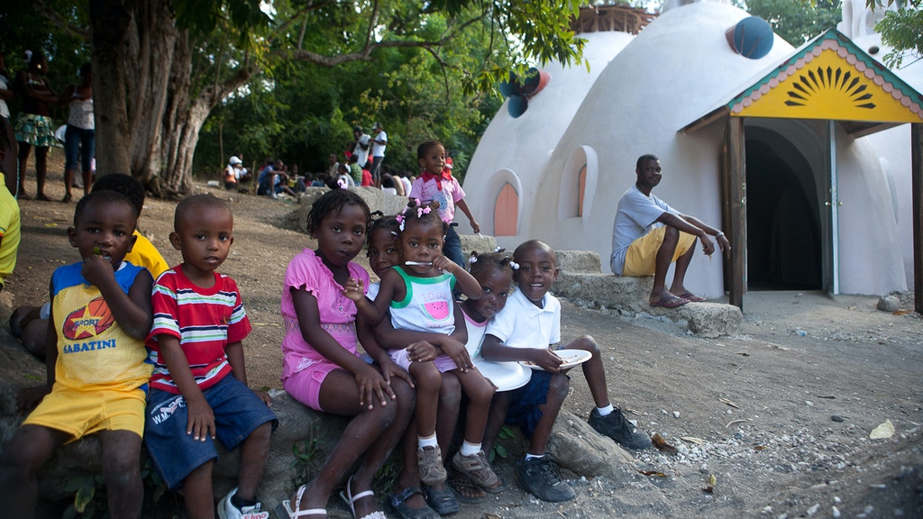 Konbit Shelter: Sustainable building in rural Haiti project video thumbnail