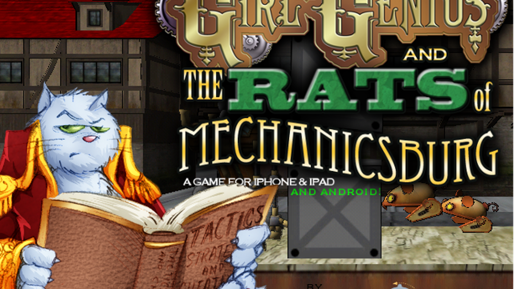 Girl Genius and the Rats of Mechanicsburg project video thumbnail