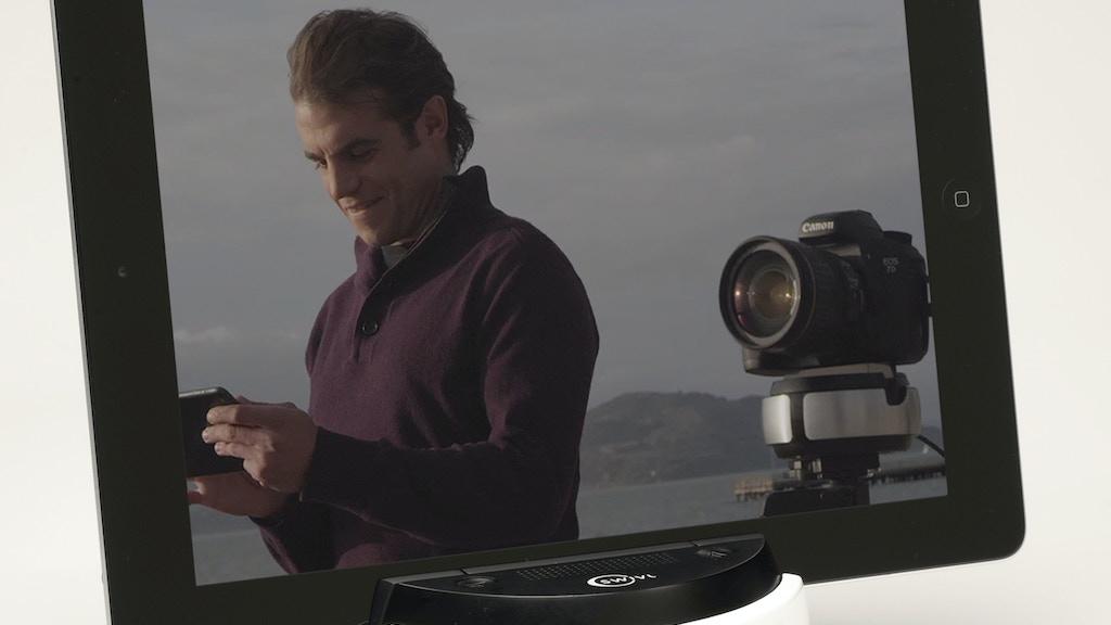 Swivl: Multipurpose robotic platform for mobile and DSLR project video thumbnail