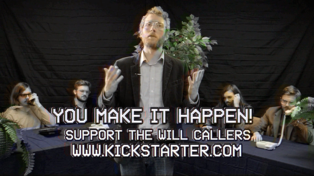 The Will Callers First Full Length Album project video thumbnail