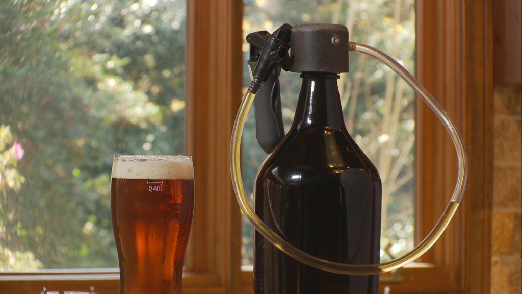 The TapIt Cap: The beer growler's best friend project video thumbnail