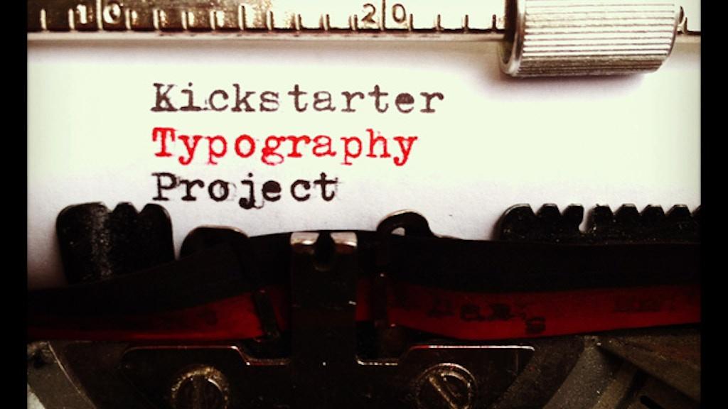 Calendar Typography Gear : I