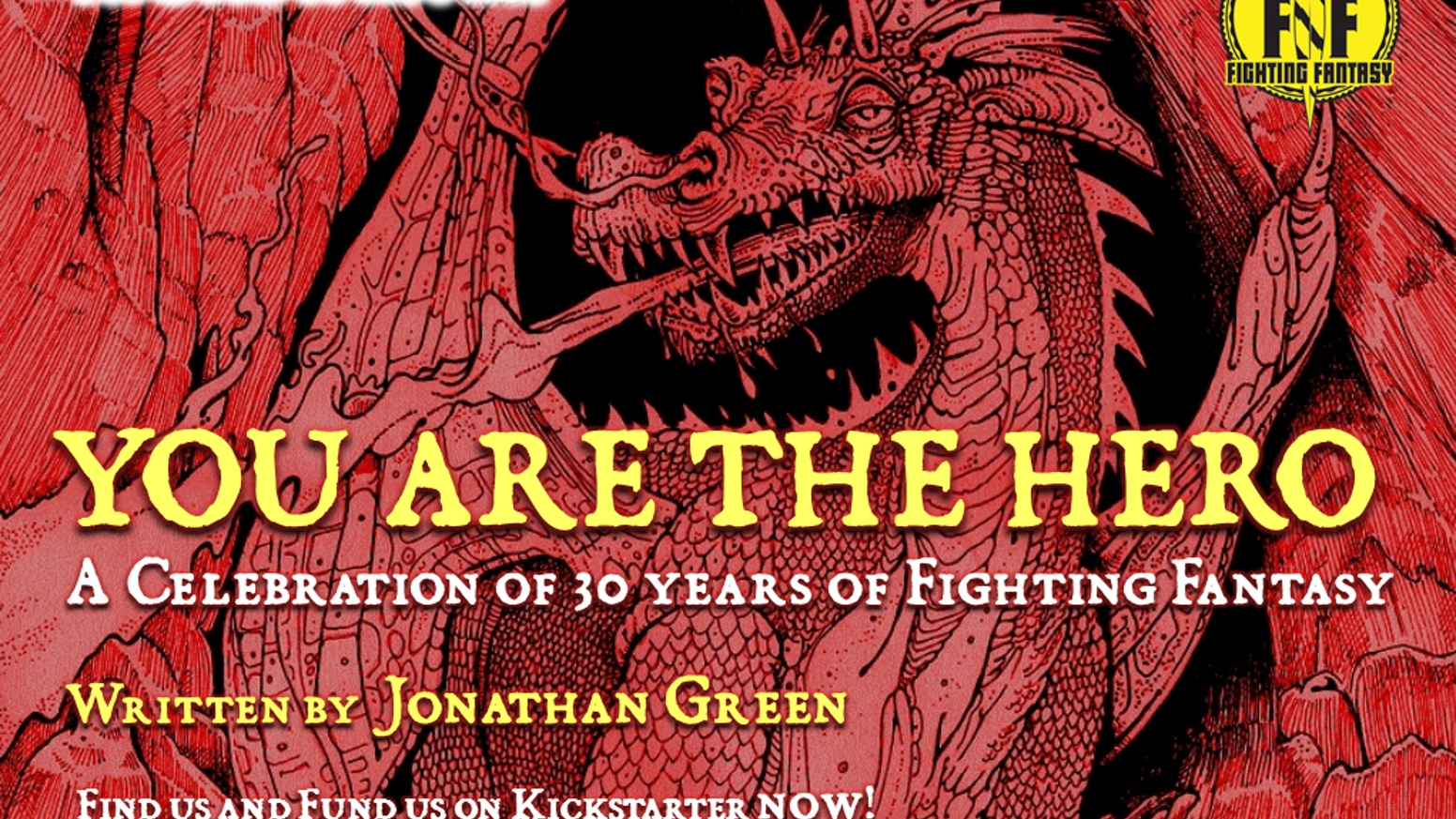 A 'coffee table' book celebrating 30 years of Fighting Fantasy, the publishing phenomenon created by Steve Jackson and Ian Livingstone.