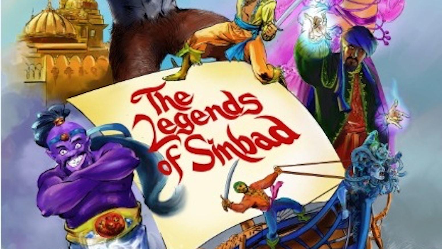 5fedb0b27 The Legends of Sinbad RPG! by Game Smiths LLC (削除済み) » Pre ...