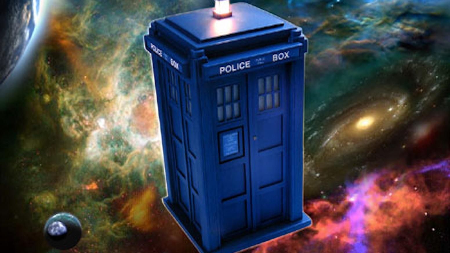 The Doctor Whosical by Vita DeVoid » WOW! — Kickstarter