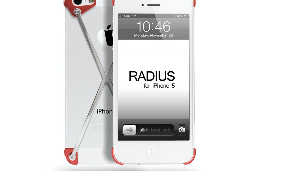 RADIUS Case: The Minimalist Case for iPhone project video thumbnail