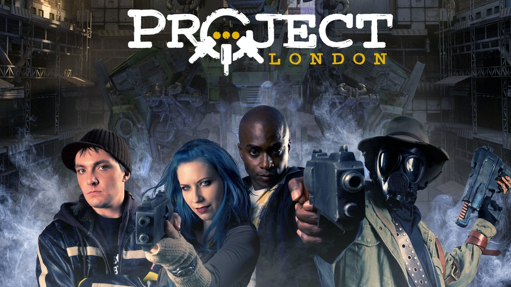 Project London | Help Us Release This Movie project video thumbnail