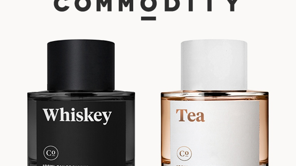 Commodity: Premium Fragrances Tailored to Your Style project video thumbnail