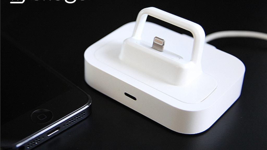 Flybridge, the iPhone/iPad Lightning Dock adapter project video thumbnail