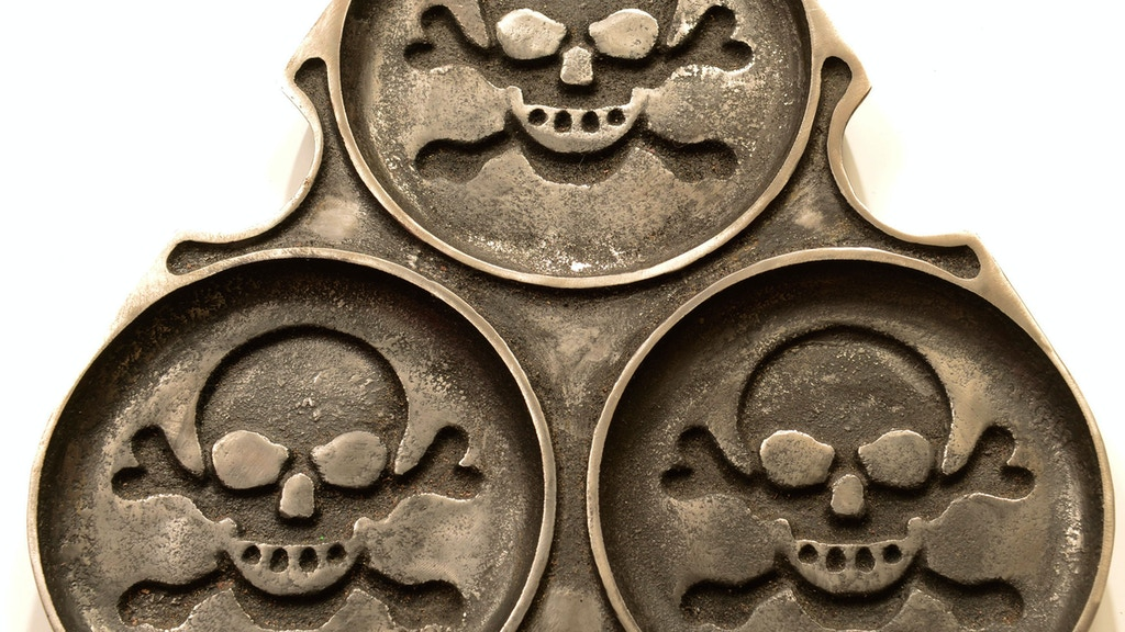 Pirate Pancake Griddle!  Skull and Crossbones Pancakes project video thumbnail