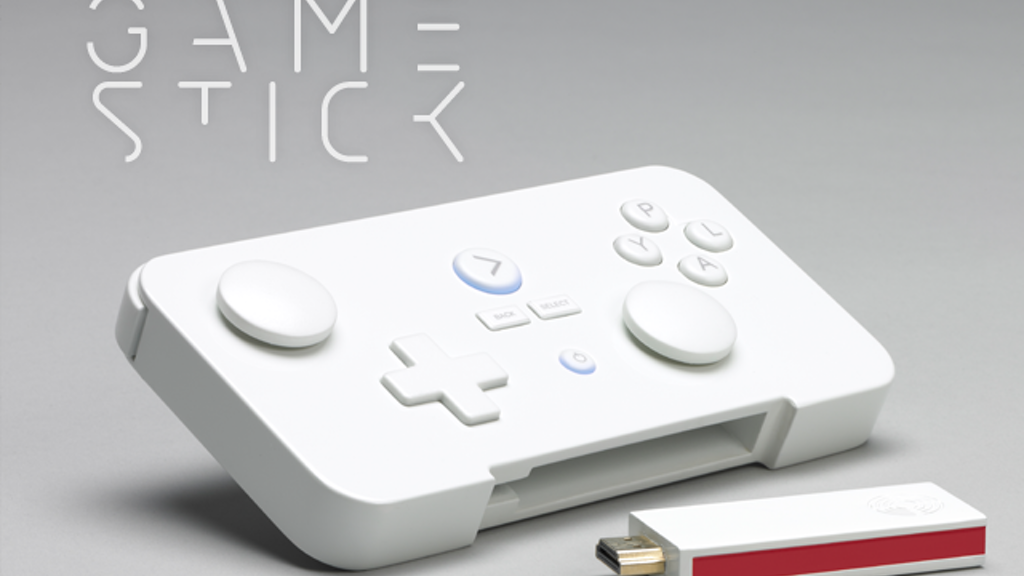GameStick: The Most Portable TV Games Console Ever Created project video thumbnail
