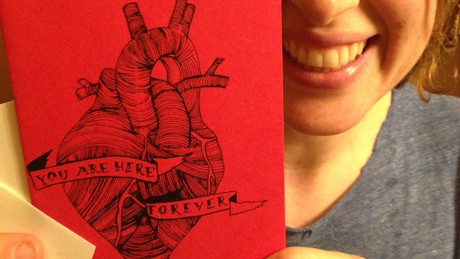 One Thousand Love Letters by Dalia Shevin » Over the top (an open