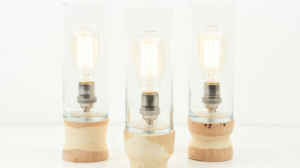 The Natural Edge Lamp Collection project video thumbnail