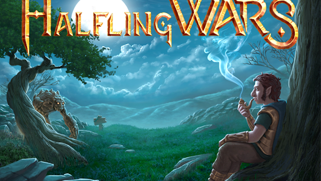 Halfling Wars - Mobile RPG/Simulation Game project video thumbnail