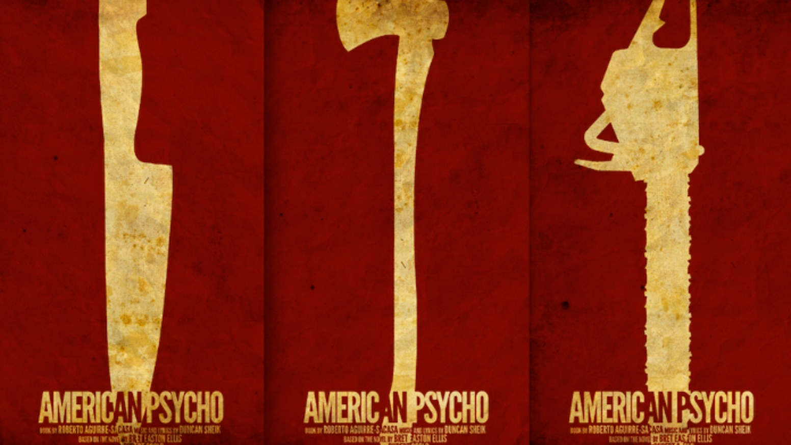 American psycho by jesse singer kickstarter reheart Image collections