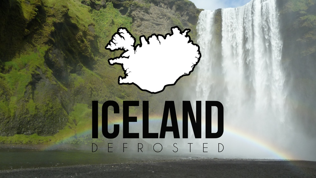 Iceland, Defrosted. project video thumbnail