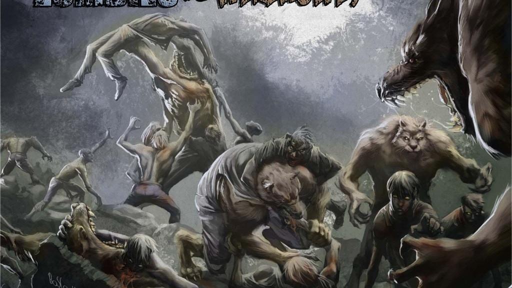 Zombies versus Werewolves project video thumbnail