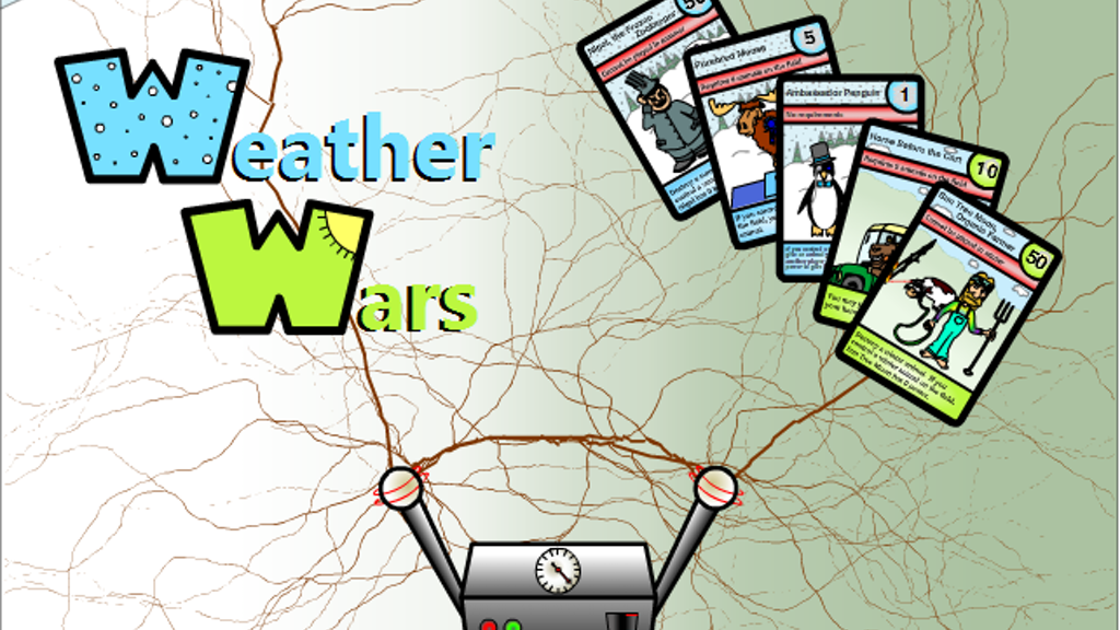 Weather Wars Card Game project video thumbnail