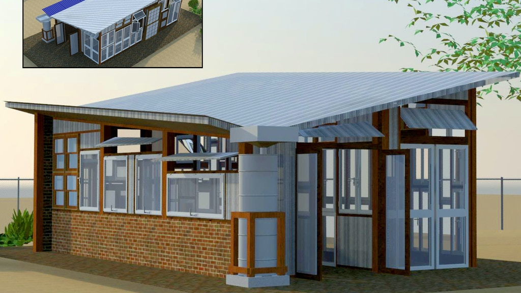 E.34: Design for Ability Green House project video thumbnail